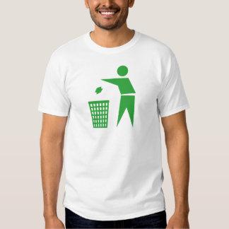 Waste T Shirt
