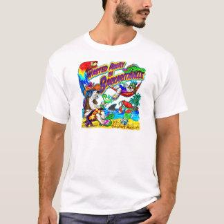 Wasted Away in Barkaritaville T-Shirt