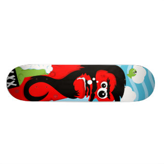 Wasted Pirate Skateboard Deck