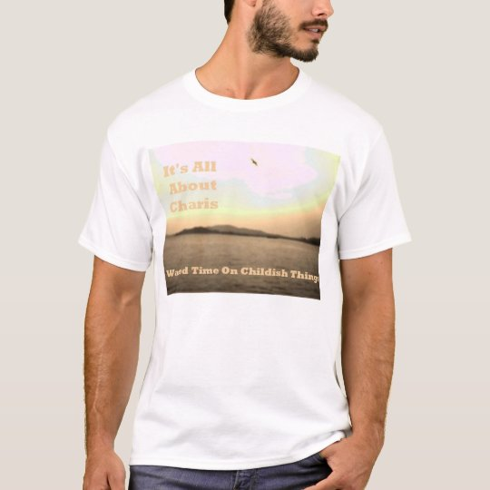Wasted Time On Childish Things EP T-Shirt