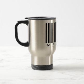 Wasted Travel Mug