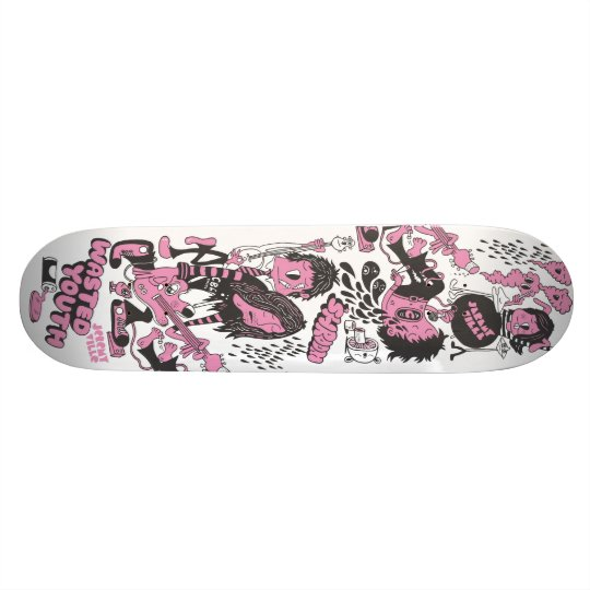 Wasted Youth Skateboard Deck