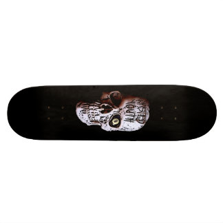 WASTED YOUTH SKULL OLD SCHOOL DECK