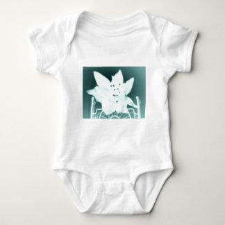 Wasteland Goth Flower Baby Bodysuit