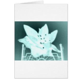 Wasteland Goth Flower Card