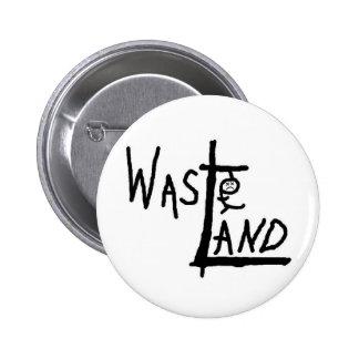 Wasteland logo buttons