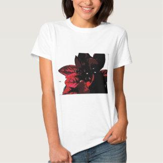 Wasteland red goth flower t shirt