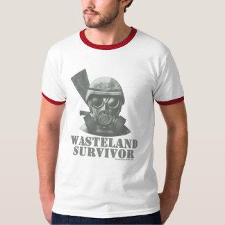 Wasteland Survivor T Shirt