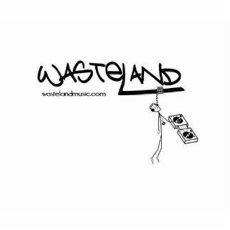 WASTELANDMUSIC.COM LOGO PHOTO STATUETTE
