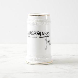 WastelandMusic Official Beer Stein