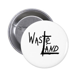 Wastelandmusic Studios Merchandise Buttons