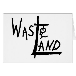 Wastelandmusic Studios Merchandise Card