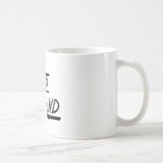 Wastelandmusic Studios Merchandise Classic White Coffee Mug