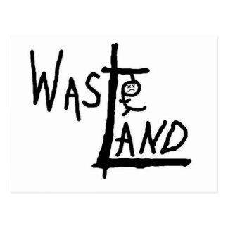 Wastelandmusic Studios Merchandise Postcard