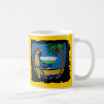 Wastin Away Parrots Classic White Coffee Mug