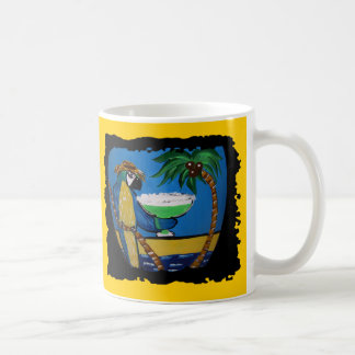 Wastin Away Parrots Coffee Mug