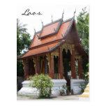 wat de Laos Postal