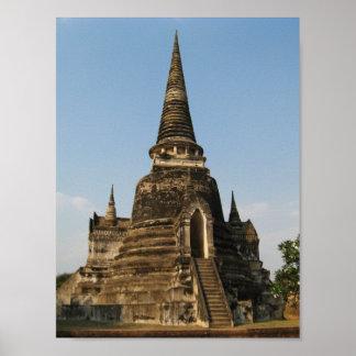 Wat Phra Si Sanphet… Ayutthaya, Tailandia Impresiones