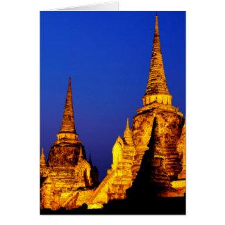 Wat Phra Si Sanphet Card