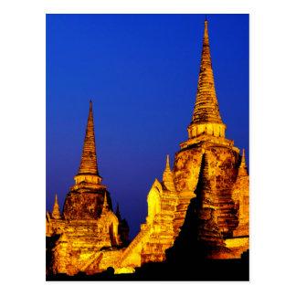 Wat Phra Si Sanphet Postcard