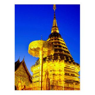 Wat Phra That Doi Suthep Postcard