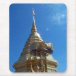 Wat Phrathat Doi Suthep Mouse Pad