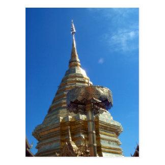 Wat Phrathat Doi Suthep Tarjeta Postal