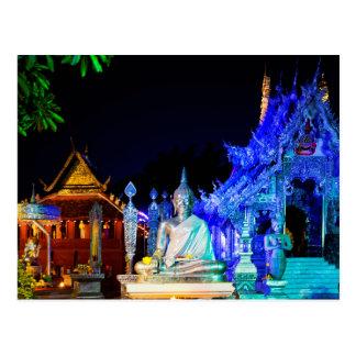 Wat Srisuphan Postcard