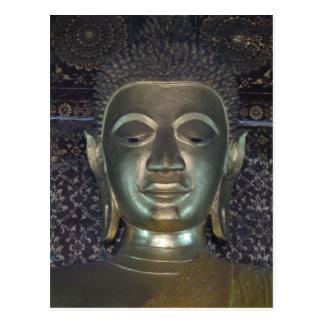 Wat Xieng Thong Buddha Postcards