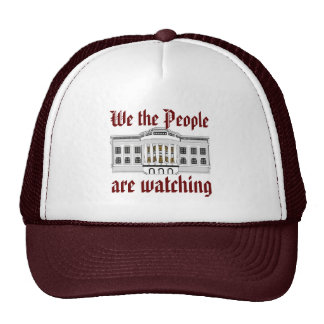 Wataching Cap Trucker Hat