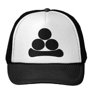 Watanabe star trucker hat