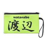 watanabe wristlet clutch