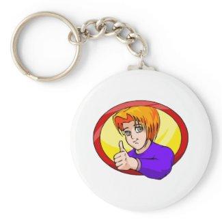 Wataru Key Chain