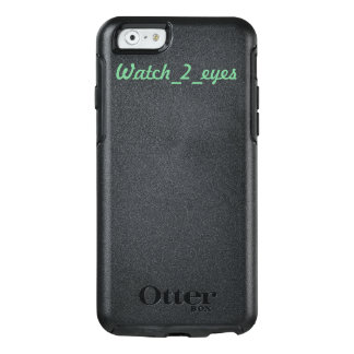 Watch_2_eyes OtterBox iPhone 6/6s Case