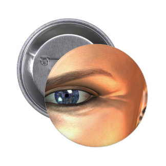 Watch Pinback Button