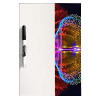 Watch Closely 2 Smiling FACES : Fountain Graphics Dry-Erase Board