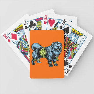 Watch Dog Playing Cards