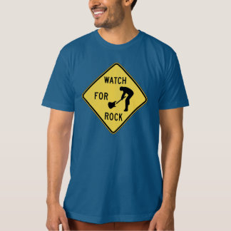 WATCH FOR ROCK - music/indie/guitar/cool/hipster T-Shirt