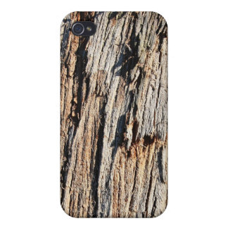 Watch For Splinters Wood Case Case For iPhone 4