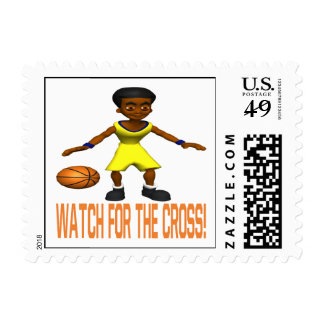 Watch For The Cross Postage