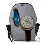 Watch gadget cane (cloisonne enamel) courier bag