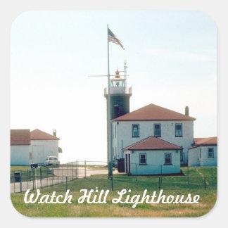 Watch Hill Lighthouse Sticker