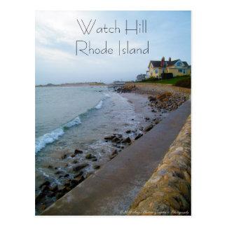 Watch Hill Rhode Island Postcard