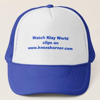 Watch Klay World clips on www.knoxskorner.com Trucker Hat