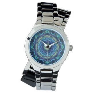Watch Mandala kaleidoscope