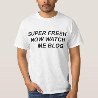watch me blog tee