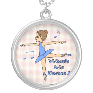 Watch Me Dance Necklace