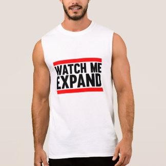 Watch Me Expand Sleeveless Shirt