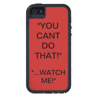 WATCH ME PHONE CASE