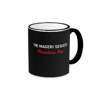 Watch Me Ringer Mug
